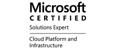 Microsoft Certified Solutions Expert: Cloud Platform and Infrastructure